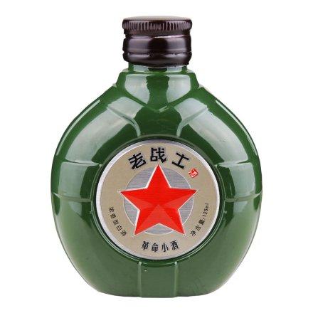 52°老战士革命小酒125ml