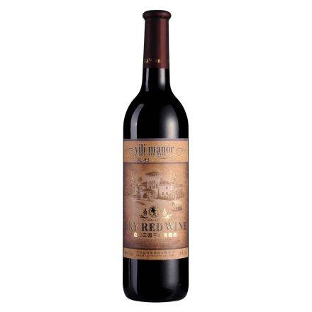 中国益利庄园干红葡萄酒750ml