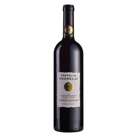罗马尼亚湖西酒庄阳光城堡系列赤霞珠干红葡萄酒750ml