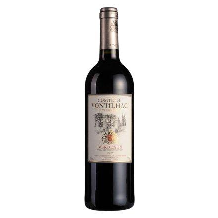 【清仓】法国梵蒂雅波尔多红葡萄酒