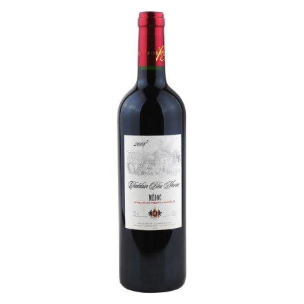 【清仓】法国圣洛克布鲁公爵堡干红葡萄酒