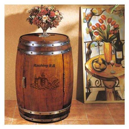 经典橡木桶恒温酒柜CT48A