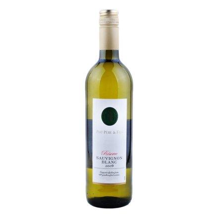 【清仓】法国帕朵父与子长相思干白葡萄酒