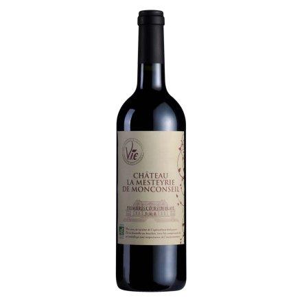 (清仓)法国美时城堡干红葡萄酒750ml