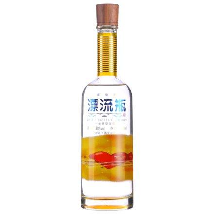 (清仓)38°漂流瓶酒350ml(亲情瓶)