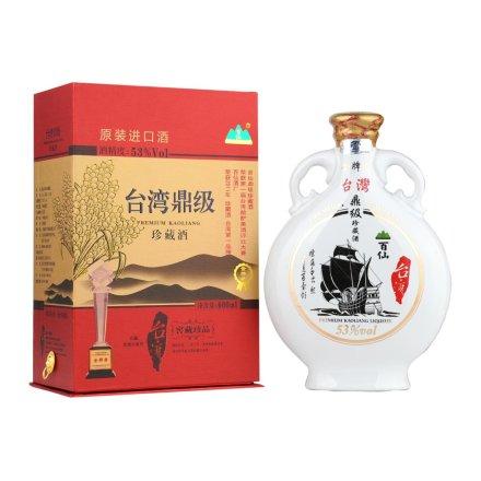 53°百仙鼎级珍藏酒600ml