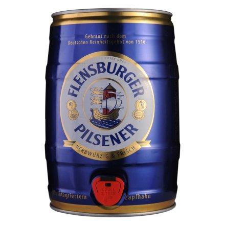 德国弗伦斯堡干啤酒5L