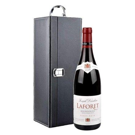 法国约瑟夫杜鲁安拉佛瑞红葡萄酒礼盒