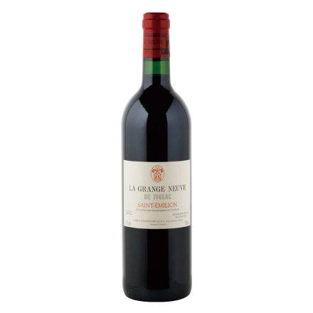 【清仓】法国飞爵窖干红葡萄酒2002
