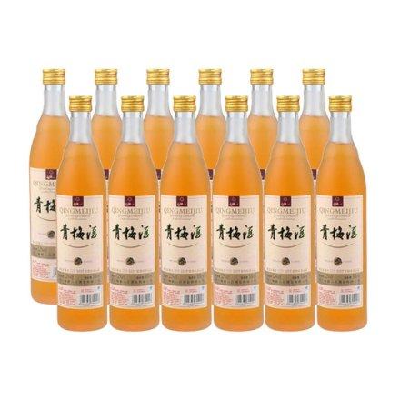 12°青梅酒500ml(12瓶装)