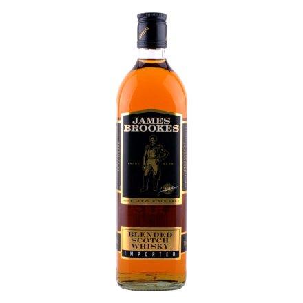 40°英国杰姆斯布鲁克斯调配苏格兰威士忌700ml