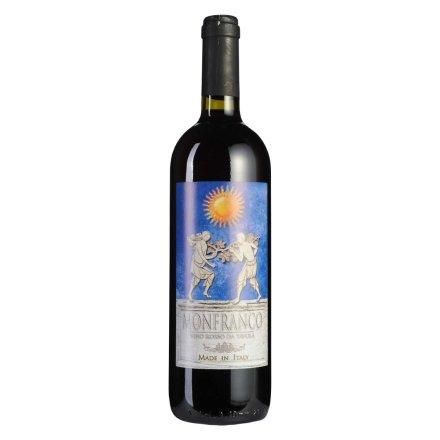 【清仓】意大利梦弗兰干红葡萄酒