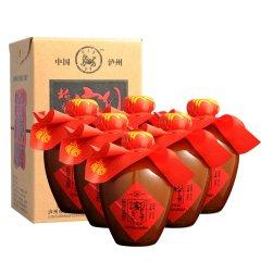 52°泸州老窖坛(老陈醉)500ml(6瓶装)