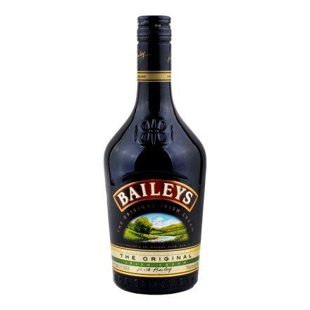 17°爱尔兰百利甜酒750ml(蒂亚吉欧中国区总经理周学文签名版)