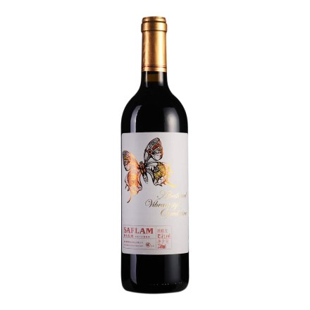 西夫拉姆酒堡干红葡萄酒(金蝶)750ml
