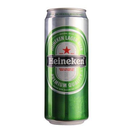 喜力啤酒500ml