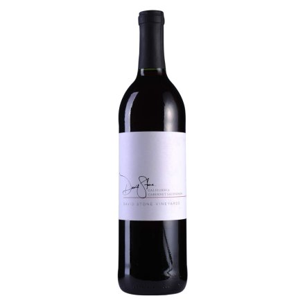美国大卫斯通加州赤霞珠红葡萄酒