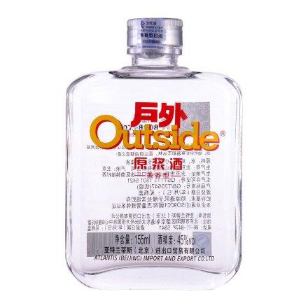 45°户外原浆酒155ml