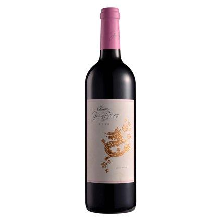 法国娇兰古堡干红葡萄酒750ml