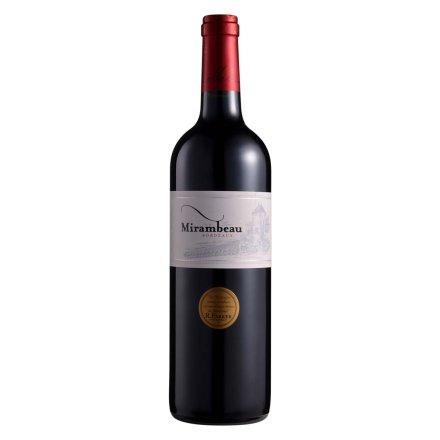 【清仓】法国米兰堡珍藏干红葡萄酒750ml