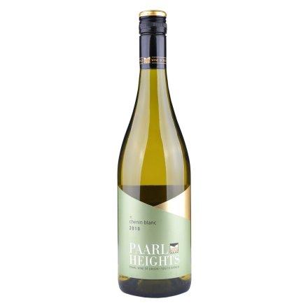 南非黑珍珠白诗南干白葡萄酒