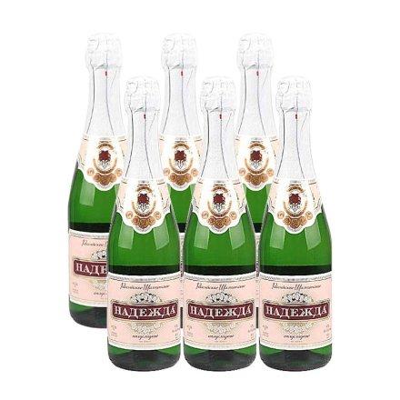俄罗斯希望起泡葡萄酒(6瓶装)