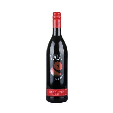 (清仓)意大利绿雾甜红葡萄酒