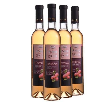 8°桓龙湖秋海棠高级女士酒500ml(4瓶装)