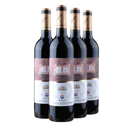 茅台国韵干红葡萄酒(4瓶装)