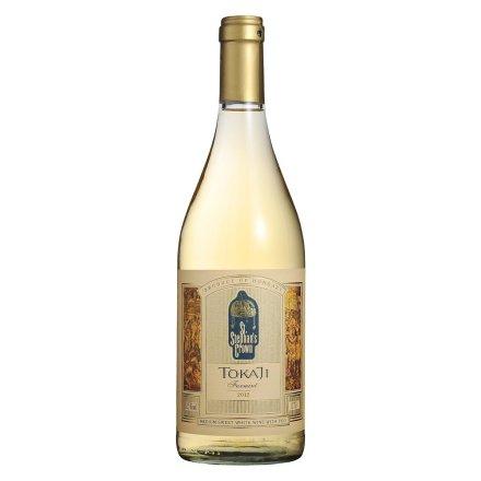 匈牙利托卡伊斯缔皇冠半甜白葡萄酒750ml