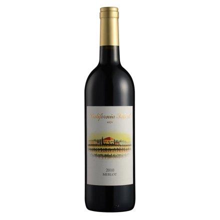 美国加州精选1976干红美乐葡萄酒750ml
