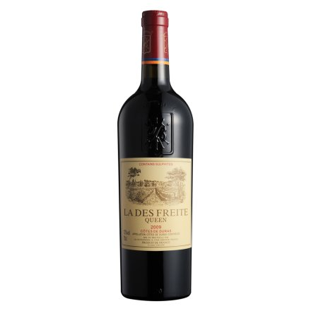 【清仓】法国都夏磨坊LADES FREITE皇后红葡萄酒750ml