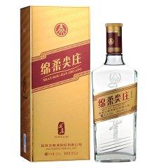 【老酒特卖】50°五粮液绵柔尖庄(金标)500ml(2013)