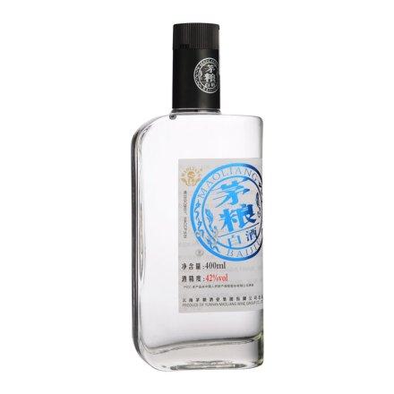 【清仓】42°茅粮白酒400ml