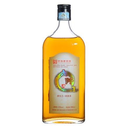 23°玻瓶九阡酒590ml
