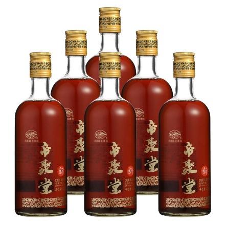 12°会稽山帝聚堂(金标)428ml(6瓶装)