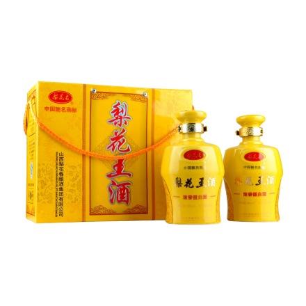 【清仓】35°黄金梨花王礼盒