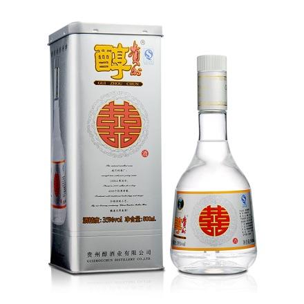 【清仓】35°贵州醇囍酒500ml