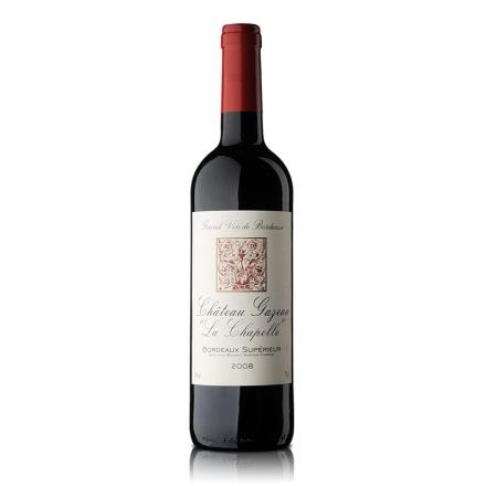 【清仓】法国伽祖城堡干红葡萄酒750ml