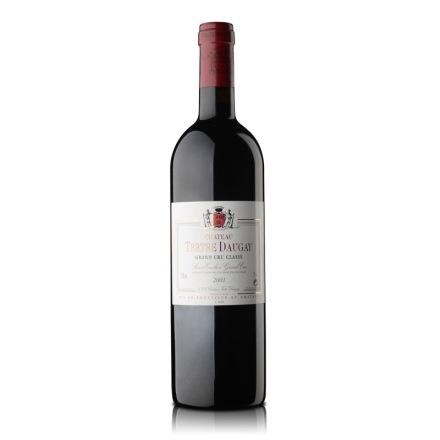 【清仓】法国圣艾米利永列级庄-道格山城堡红葡萄酒750ml