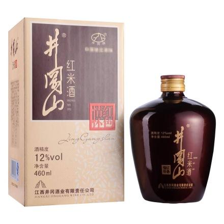 【清仓】12°井冈山红色情怀红米酒460ml