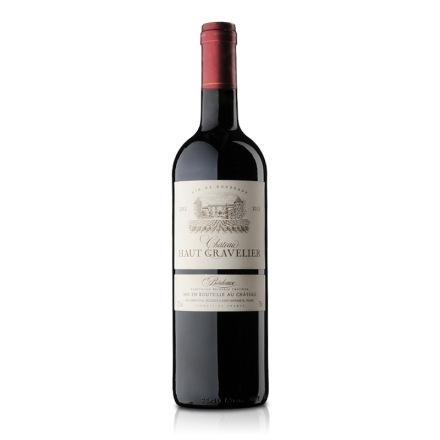 波尔多上格拉芙城堡干红葡萄酒 750ml