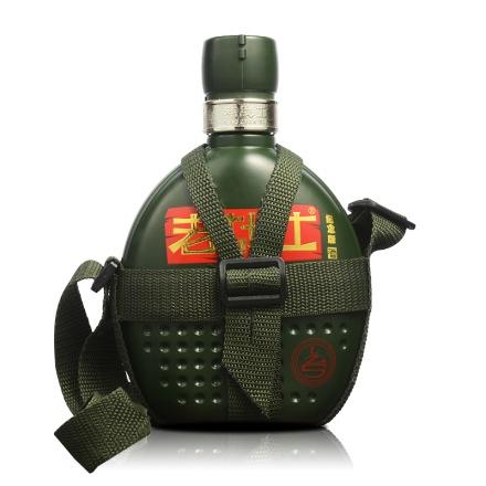 【清仓】52°老战士战酒背包带纪念版500ml