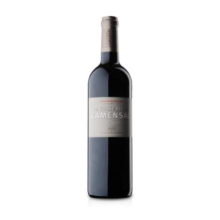 (列级庄·名庄副牌)法国卡门萨克庄园红葡萄酒750ml