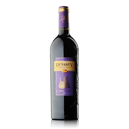 西班牙王朝之花干红葡萄酒750ml