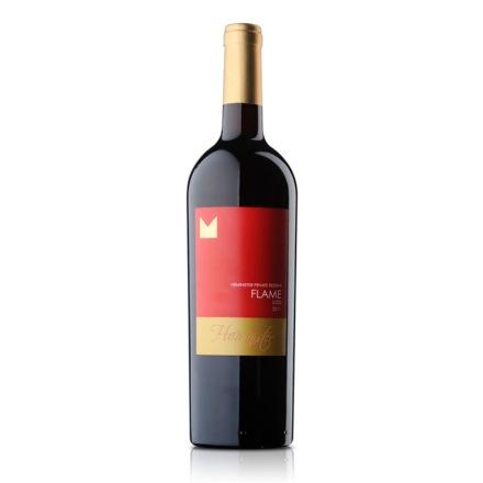 美国加州劳代火焰混酿干红葡萄酒750ml