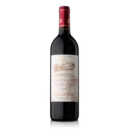 【清仓】法国诺贝纳庄园干红葡萄酒750ml