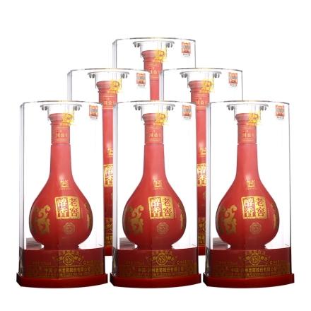52°老窖醇香红九500ml(6瓶装)