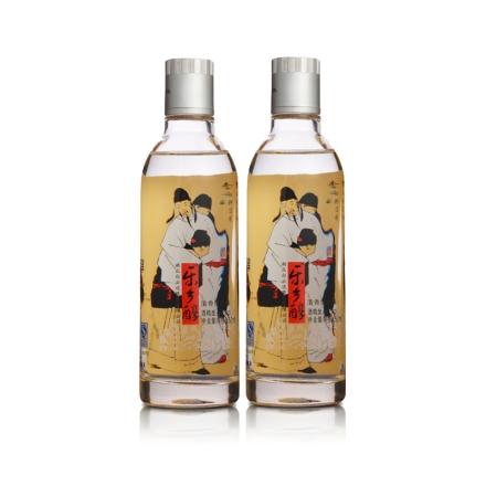 45°白云边乐乡醇150ml(双瓶装)