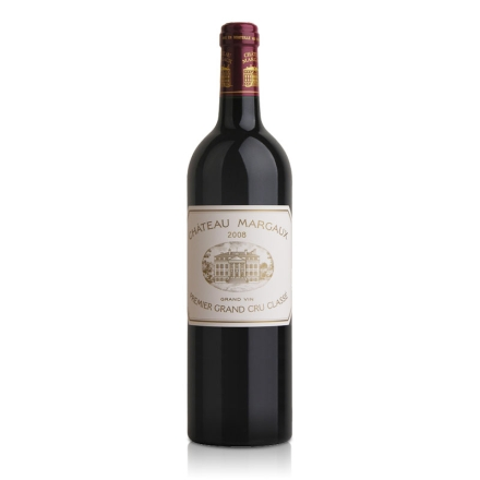 【名庄】法国酒庄玛歌古堡2008干红葡萄酒750ml